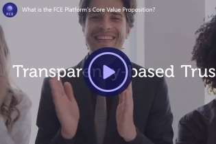 What is the FCE Platform's Core Value Proposition?
