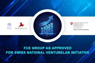 FCE Group AG approved for Swiss national Venturelab initiative