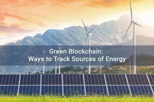 Green Blockchain: Ways to Track Sources of Energy