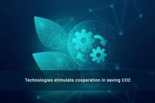 Technologies stimulate cooperation in saving CO2