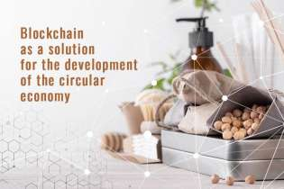 Blockchain as a solution for the development of the circular economy