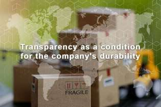 Transparency as a condition for the company's durability