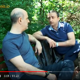 Interview with the founder of the FoodCoin Gregory Arzumanyan