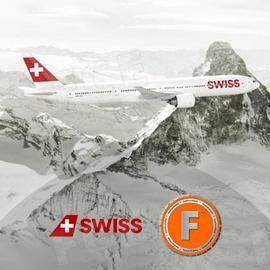 FoodCoin Ecosystem To Be Promoted in Swiss Airlines Flights