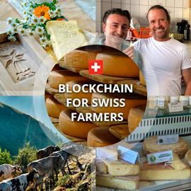 "Saying ""cheese"" without a smile: Dietmar Benedetti about the issues of Swiss farming"