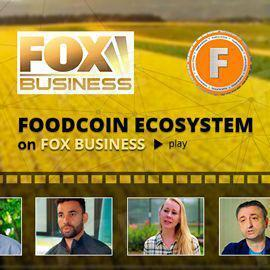 Innovations TV video about FoodCoin is available for watching