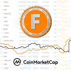 FoodCoin gets listed on CoinMarketCap