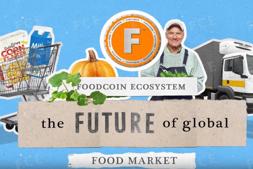 A 6-minute video featuring FoodCoin Team