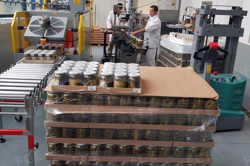 Source: Hundreds of thousands of jars of German bioproduct