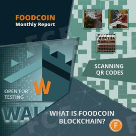 FOODCOIN Monthly Report September and October 2018