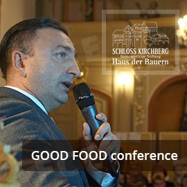Gregory Arzumanian Participates at GOOD FOOD Conference