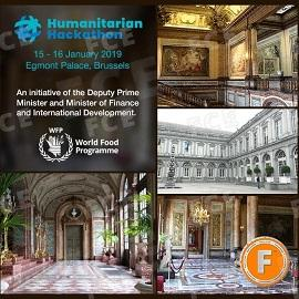 FOODCOIN Will Participate in Humanitarian Hackathon in Brussels