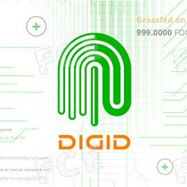 FOOODCOIN Launches the DIGID System (e-passport) For Testing