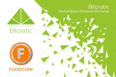 FOODCOIN Gets Listed on Bitcratic Exchange