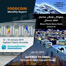 FOODCOIN Monthly Report January-February 2019