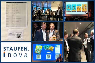 FOODCOIN Takes Part in STAUFEN.INOVA Event