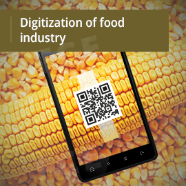 Digitization of Food Industry