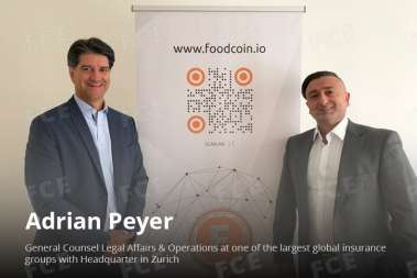 Adrian Peyer becomes new FOODCOIN advisor