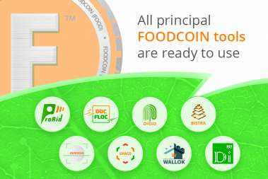 All Principal FOODCOIN Tools are Ready to Use