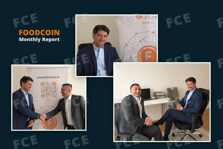 FOODCOIN Advisory Board has got a new member