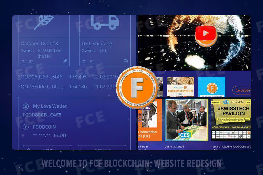 Welcome to  FCE Universe: Website Redesign