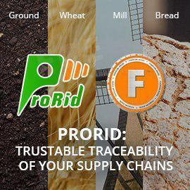PRORID: Trustable Traceability of Your Supply Chains