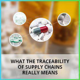 What the Traceability of Supply Chains Really Means