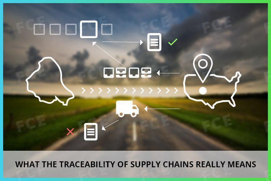 Source: Supply chains should be traceable and transparent