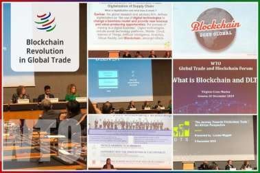 Blockchain Revolution in Global Trade