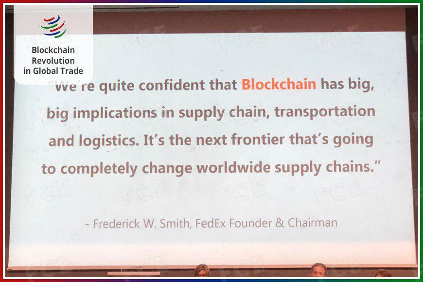 Source: About the importance of blockchain technology