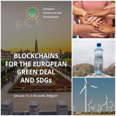 "FCE BLOCKCHAIN CEO SPEAKS AT ""BLOCKCHAINS FOR THE EUROPEAN GREEN DEAL AND SDGS"" EVENT BY EPE"