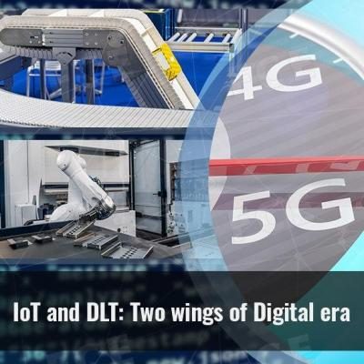 IoT and DLT: Two wings of Digital era