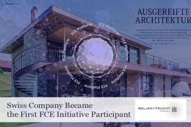 Swiss Company Became the First FCE Initiative Participant