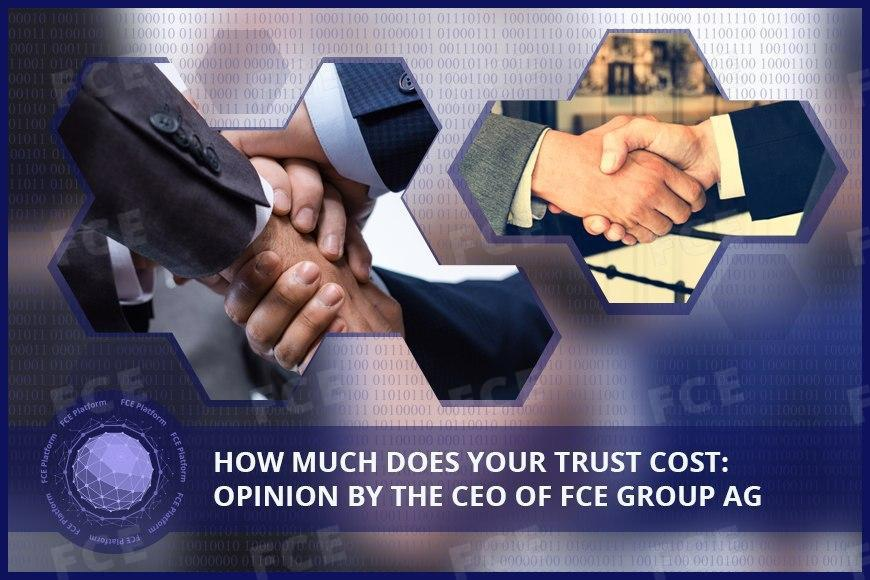 "Source: How much does your ""trust"" cost?"