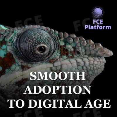 Smooth adoption to Digital Age