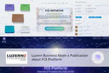 Luzern Business has published a note about FCE