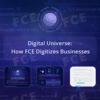Digital Universe: How FCE Digitizes Businesses