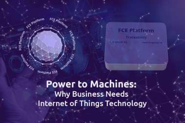 Power to Machines: Why Business Needs Internet of Things