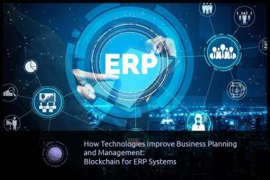Technologies Change Planning and Management: Blockchain for ERP