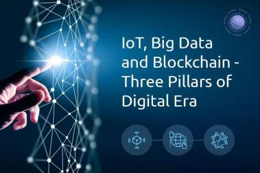 IoT, Big Data and Blockchain - Three Pillars of Digital Era