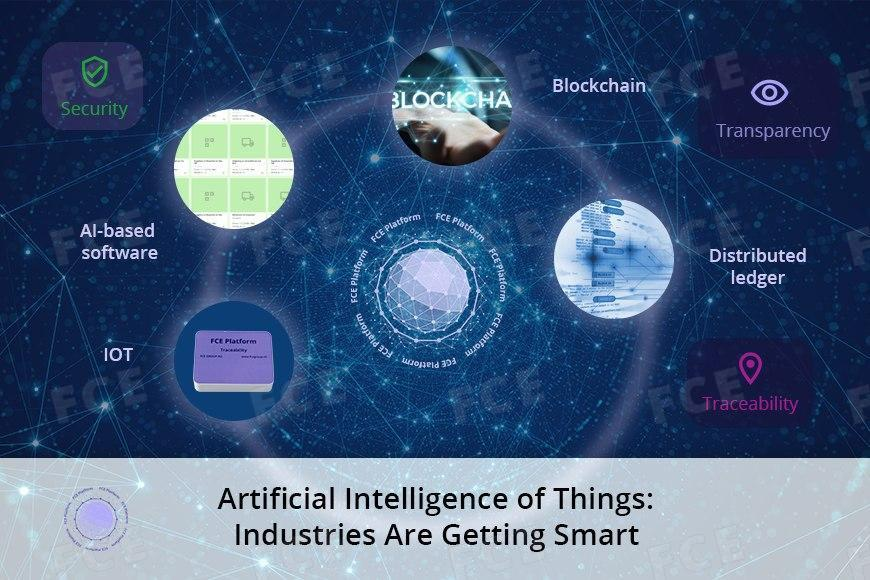 Source: IoT and AI are turning industries into smart