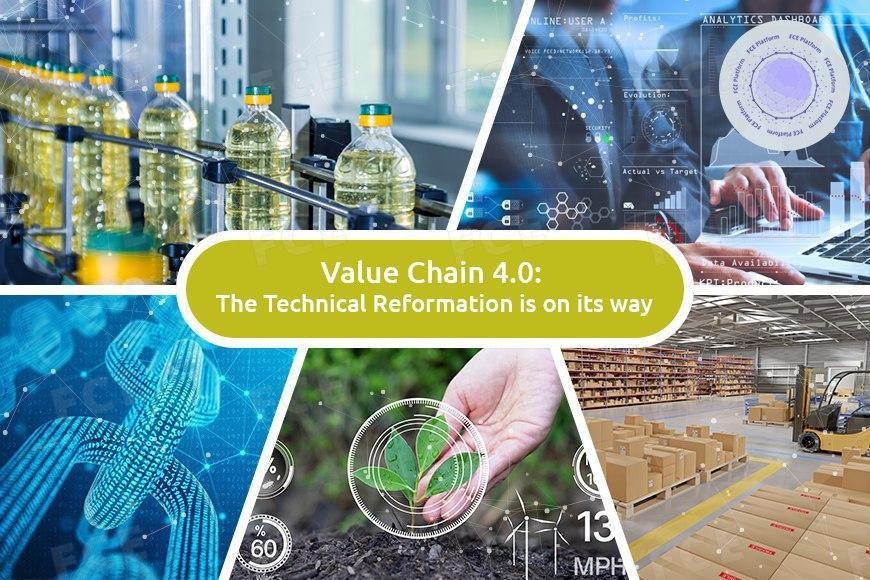 Value Chain 4.0: The Technical Reformation is on its way