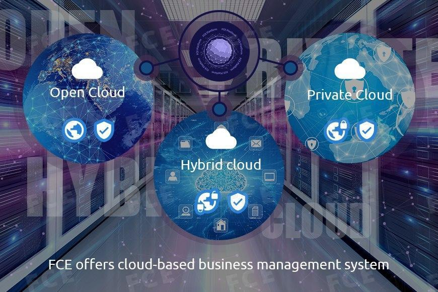 FCE offers cloud-based business management