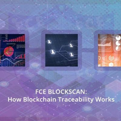 FCE BLOCKSCAN: How Blockchain Traceability Works