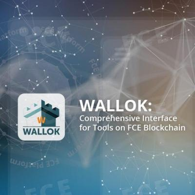 WALLOK: Comprehensive Interface for Tools on FCE Blockchain