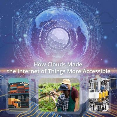 How Clouds Made the Internet of Things More Accessible