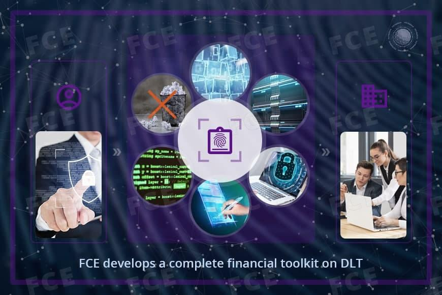 FCE develops a complete financial toolkit on DLT