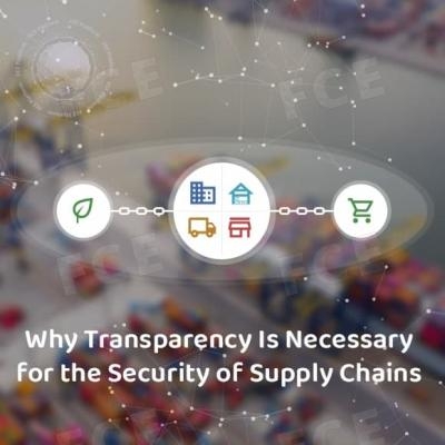 Why Transparency Is Necessary for the Security of Supply Chains