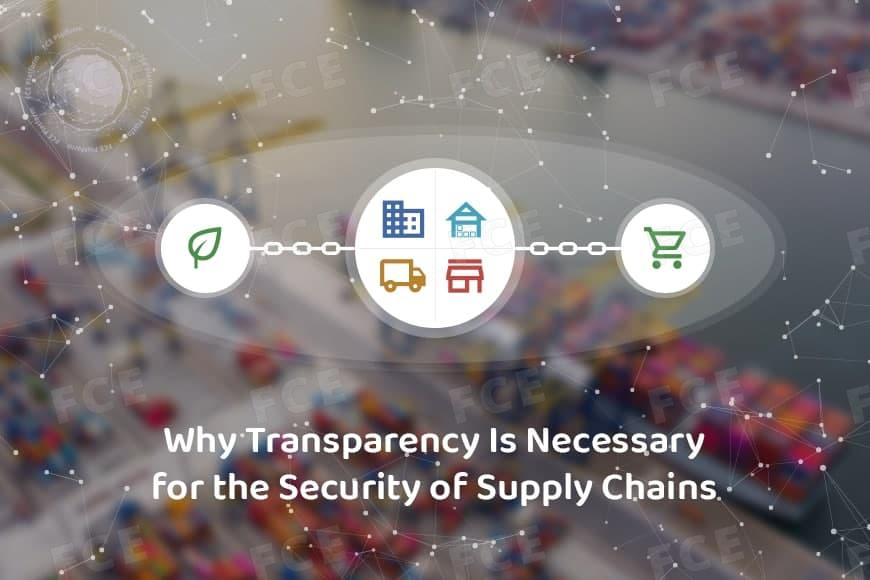 What Companies Expect From Transparency of the Supply Chains