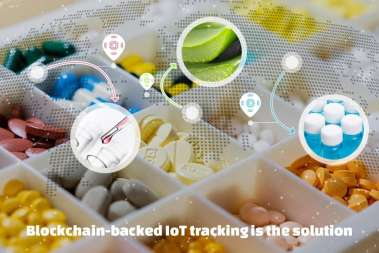 Blockchain-backed IoT tracking is the solution